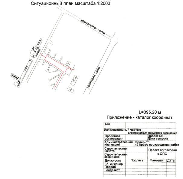 исполнительный чертеж штамп образец - фото 11