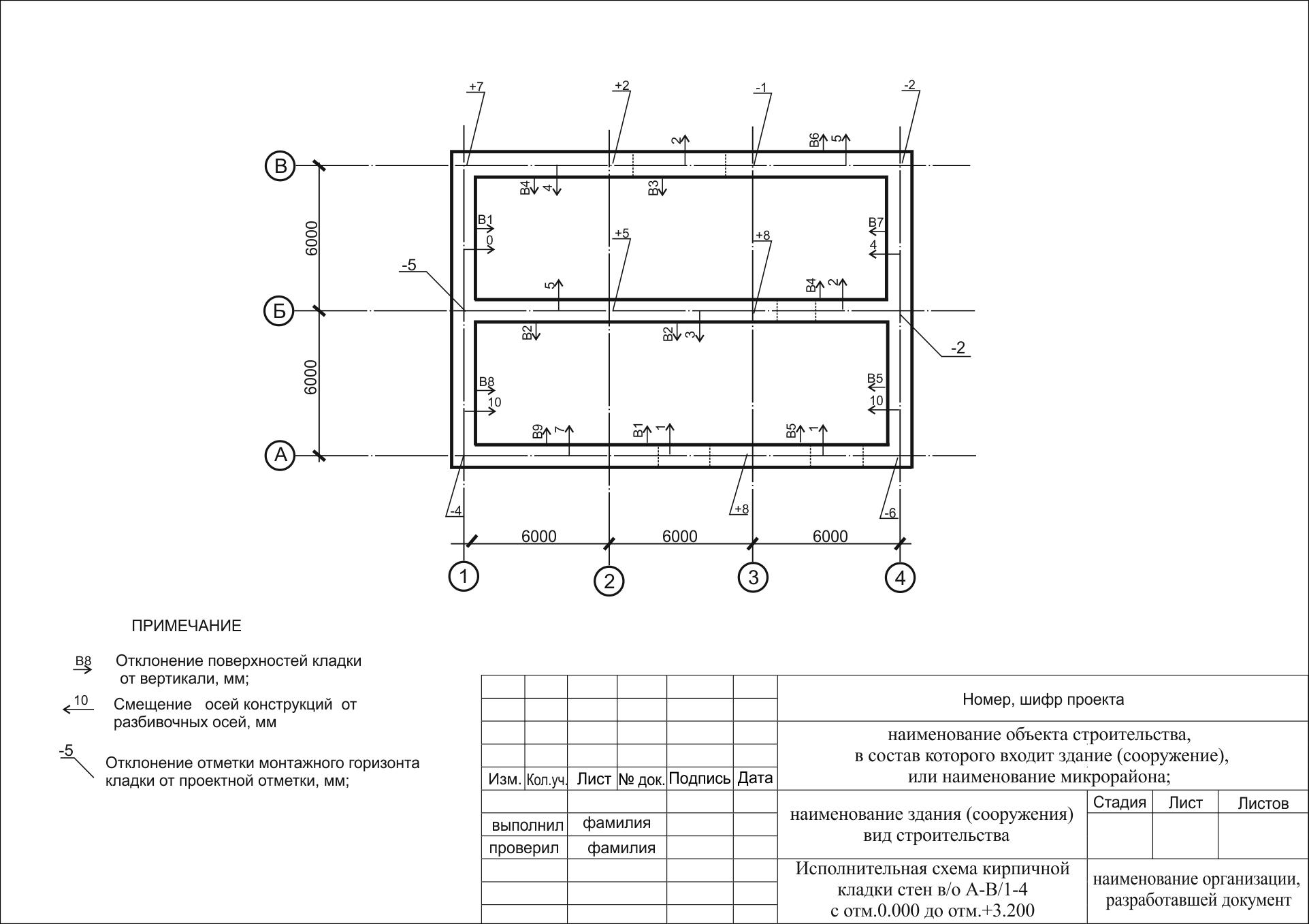 схема кладки углов кирпичных стен